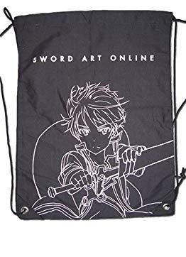 Sword Art Online Kirito Cinch Drawstring Bag