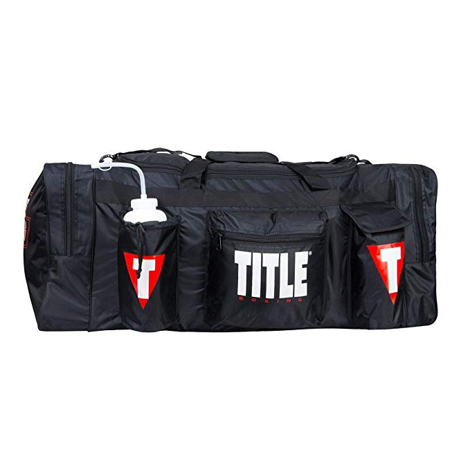 Title Boxing TITLE Super Heavyweight Team Equipment Bag