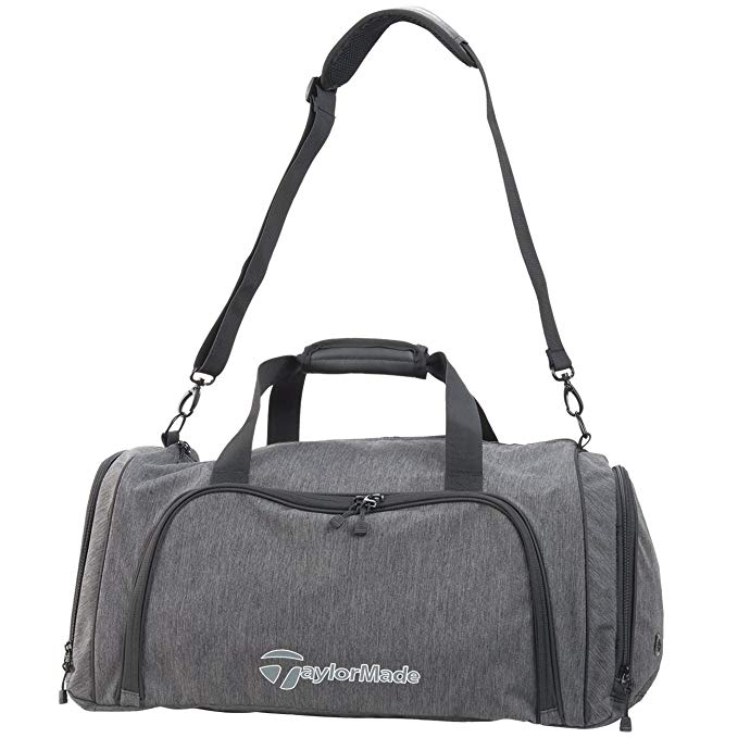 TaylorMade Golf 2018 Mens Classic Medium Duffle Bag Sports Holdall
