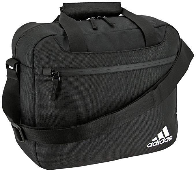 adidas Stadium Messenger Backpack, Black, One Size