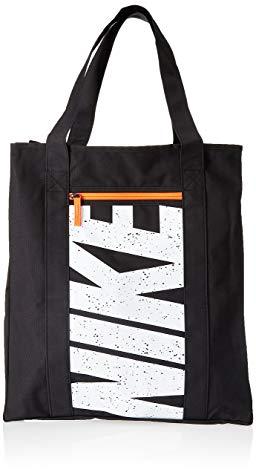 Nike Gym Tote Bag (One Size, Black/Crimson/White)