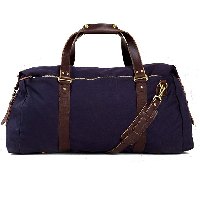 United By Blue Mt. Drew Duffle Navy One Size