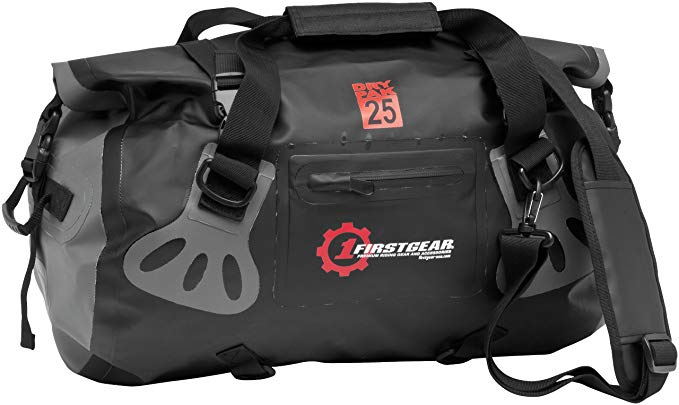 Firstgear Torrent Waterproof Duffel Bag (BLACK)