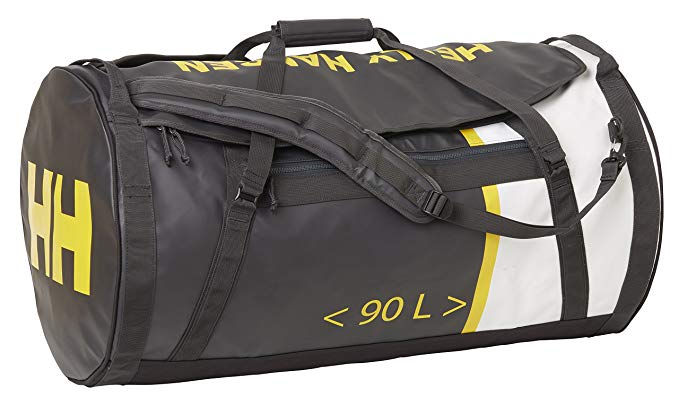 Helly Hansen Duffel 2 Water Resistant Packable Bag Optional Backpack Straps
