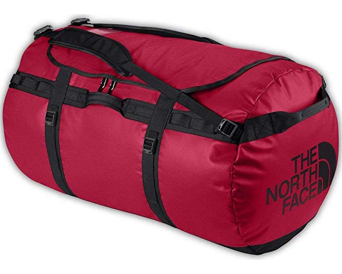 The North Face Base Camp Duffel - 2X-Large TNF Red/TNF Black