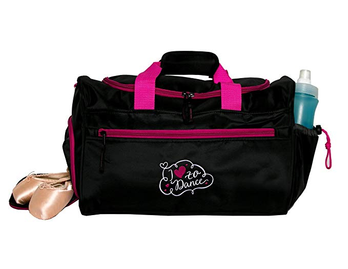 Horizon Dance 7029 Abby Embroidered Dance Duffel Bag