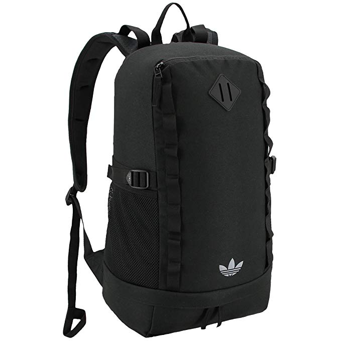 adidas Originals Create II Backpack, Black, One Size