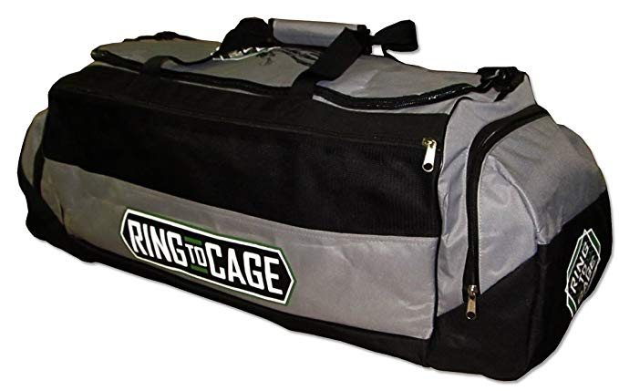 R2C Team Gear Bag for Muay Thai, MMA, Kickboxing, Boxing, Martial Arts