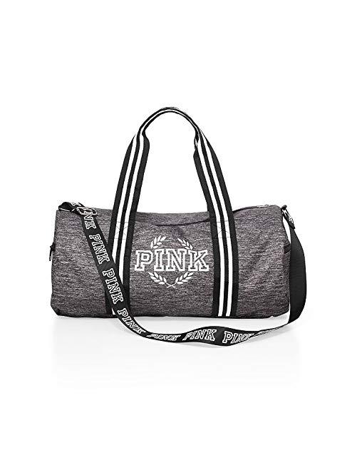 Victoria's Secret Pink Duffle Bag- Marl Grey