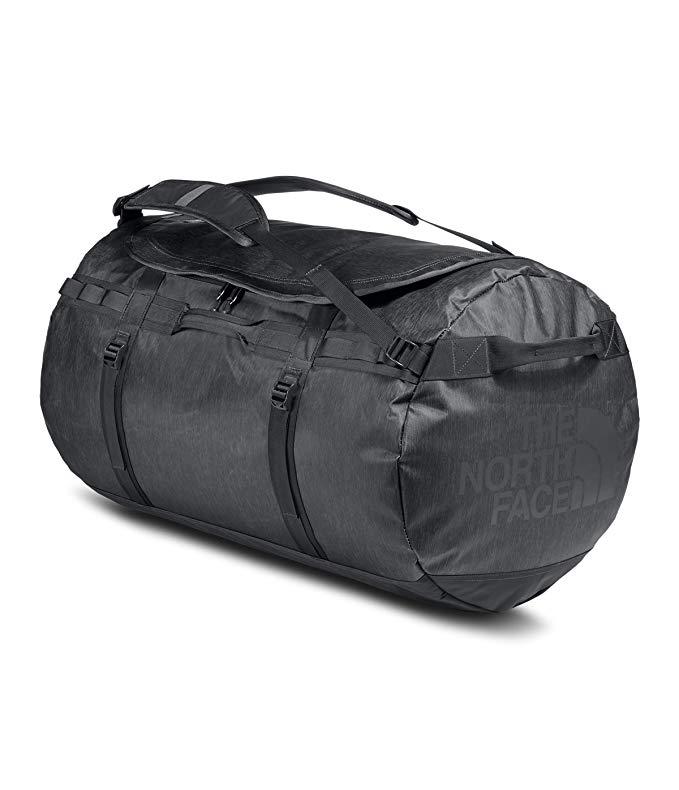 The North Face Base Camp Duffel - XL TNF Dark Grey Heather Std/Asphalt Grey Duffel Bags