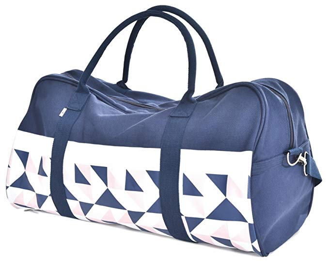 Evermore Lifestyle Weekender Bags for Women, ideal Gym Bag & Overnight Duffel