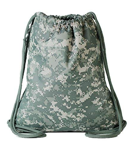 Army ACU ELITE Drawstring Backpack