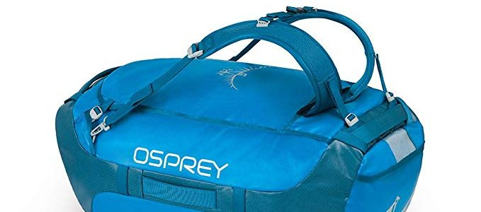 Osprey Packs Transporter 95 Expedition Duffel Review
