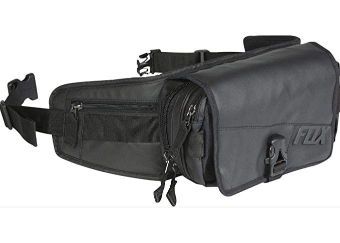 Fox Racing Deluxe Toolpack Sports Gear Bag - Black / One Size