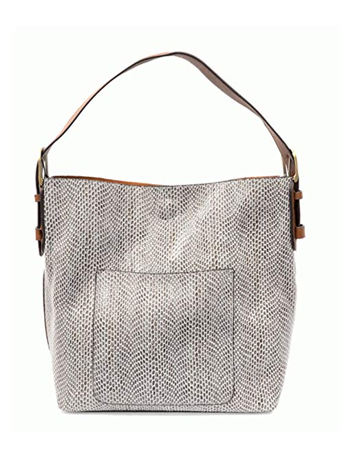 Joy Susan Women's Python Sara Bucket Bag