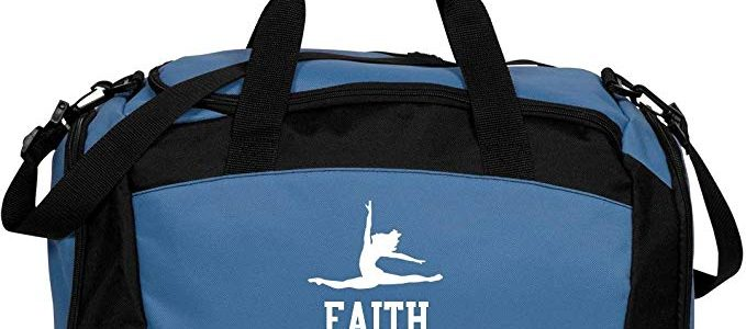 Faith Gymnastics & Dance: Port & Company Gym Duffel Bag Review