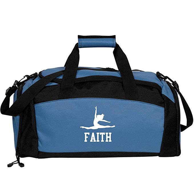 Faith Gymnastics & Dance: Port & Company Gym Duffel Bag