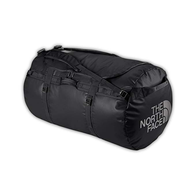 Base Camp Duffel in Black Size: X-Large