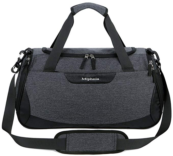 Miphnia Sports Gym Bag 20