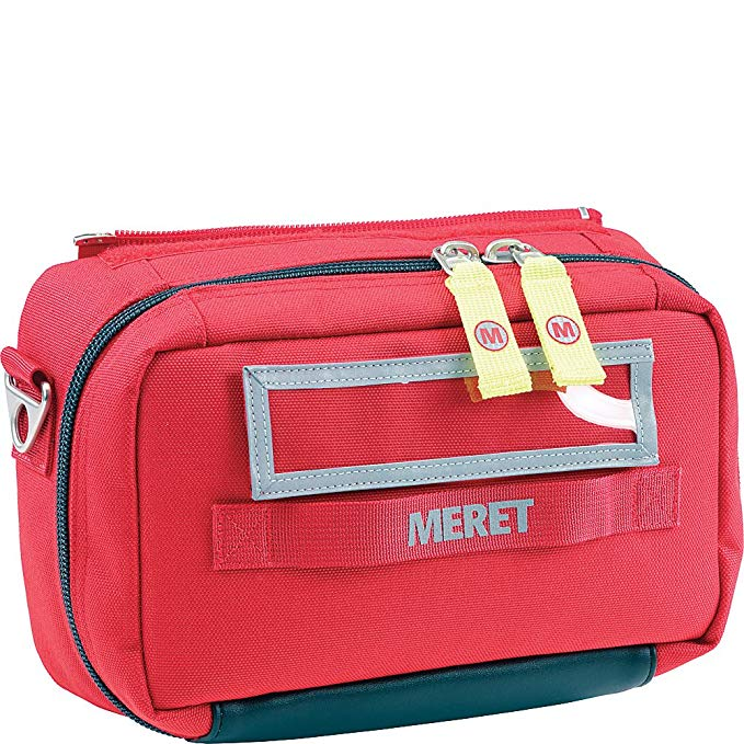 MERET Airway Pro Intubation Tri-Fold Module (Red)