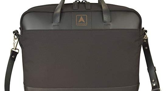 Arrow Canvas Leather Tote Bag Review