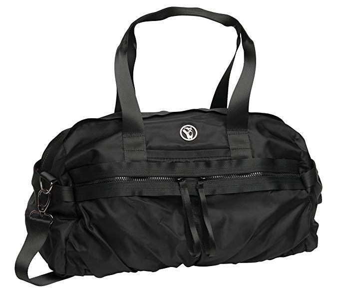 Danshuz Black Chasse Soft Dance Bag