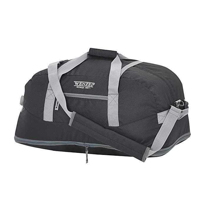 Wenzel Dual Zone Duffle Bag