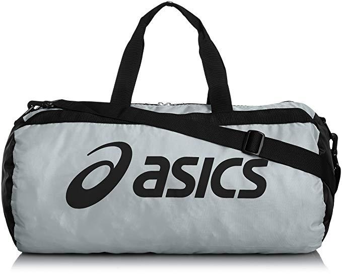asics Sports bag compact drum (Grey / Black)